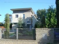 Dwa domy w Wilanowie