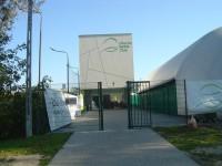 Budynek socjalny Okęcie Tenis Club