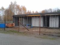 Budowa Pęcice
